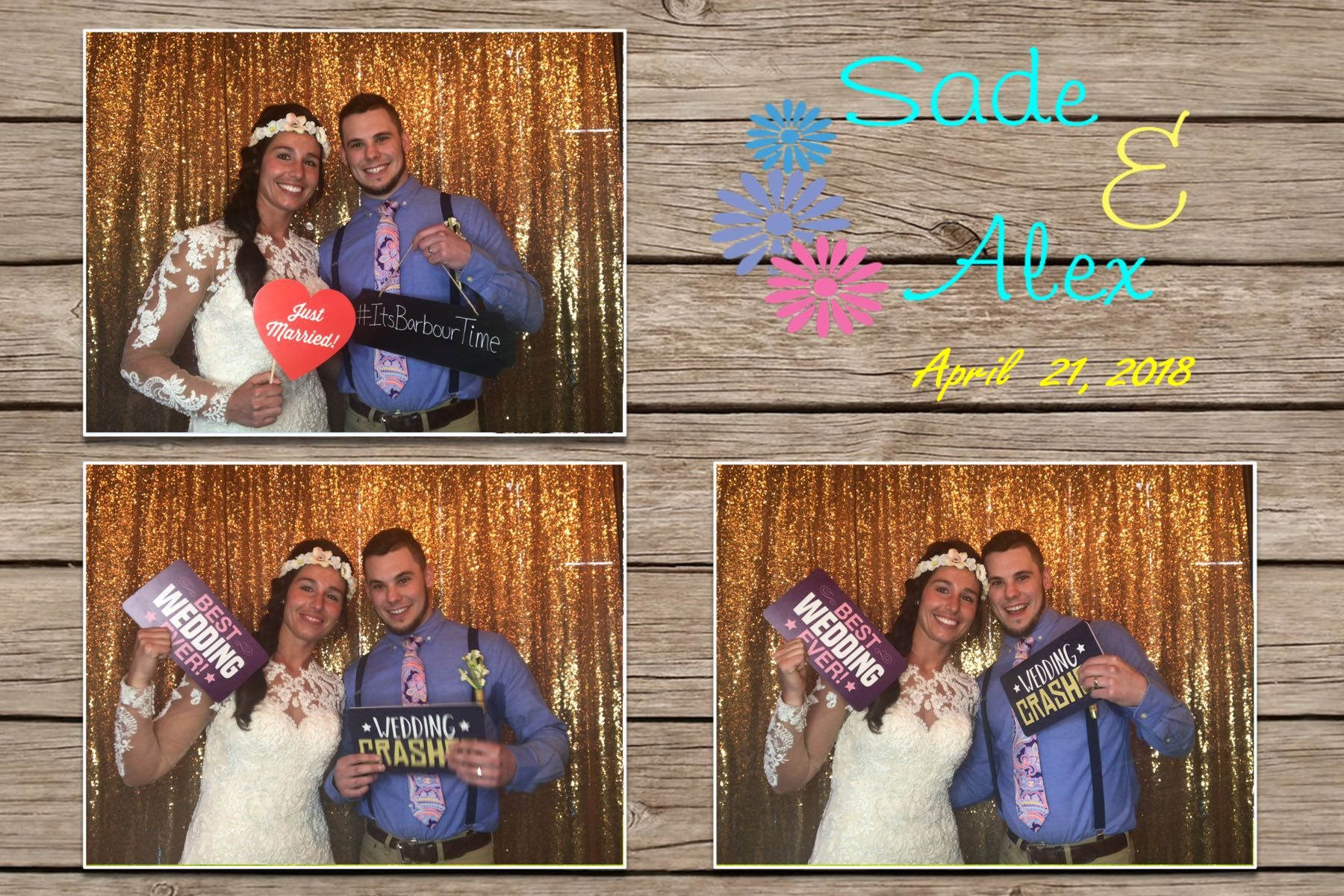 Photo Booth Package Pricing I DJ and Emcee | MIC King Music & Events